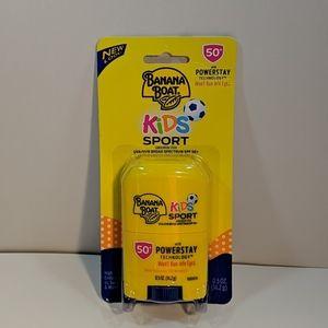 Banana Boat Kids Sport Sunscreen SPS 50, New
